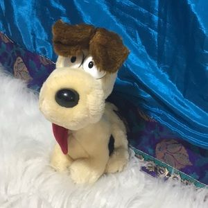 Vintage 1983 ODIE from Garfield plush dog 9 inches